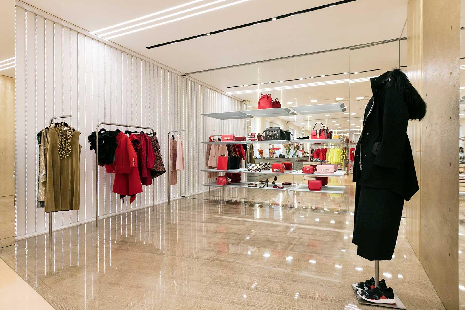 Biffi Boutique Location