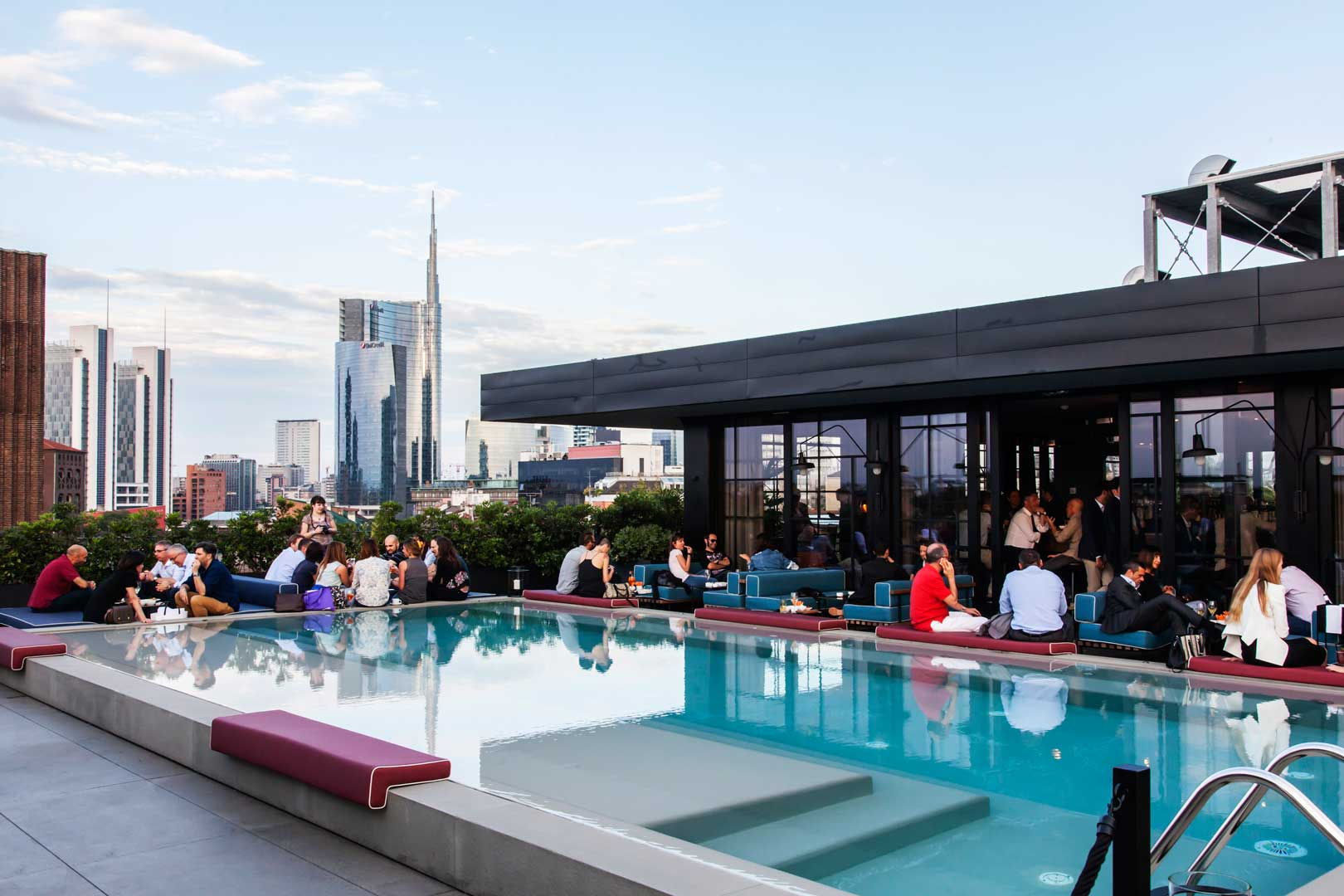 Ceresio 7 flawless milano the lifestyle guide for Dsquared ceresio 7