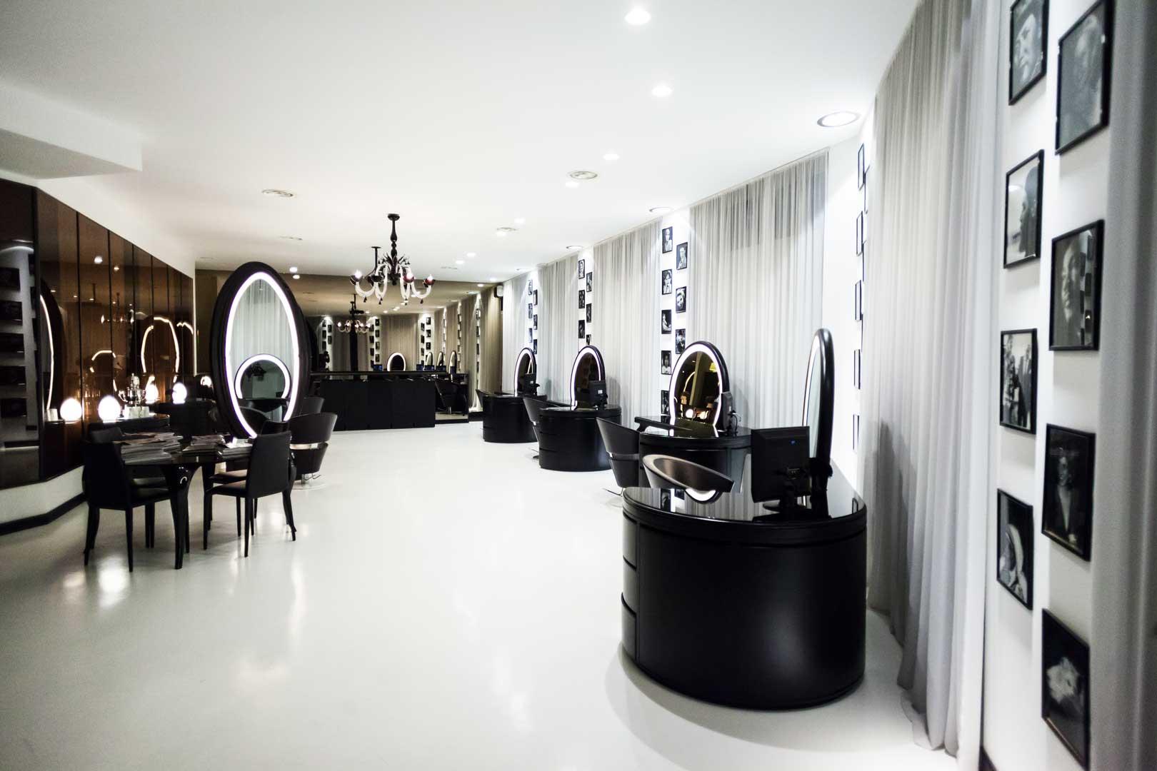 Barber Shop by Atelier Luigi Ciccarelli
