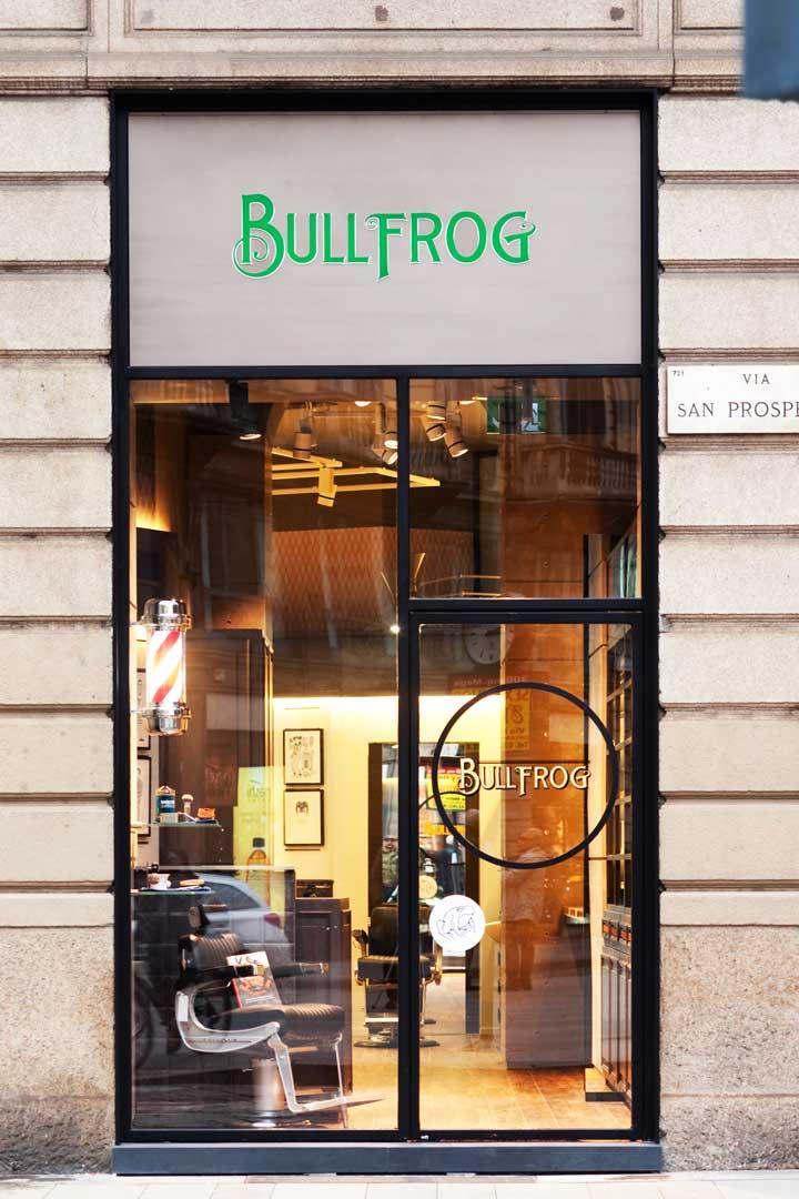 Bullfrog - via Dante