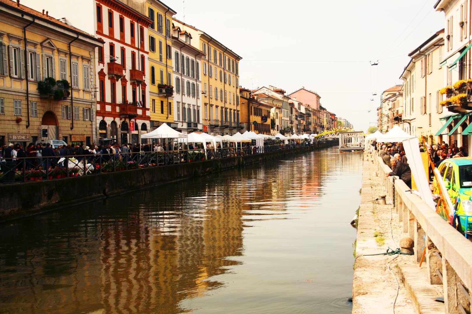 10 cose da fare a Milano il weekend del primo maggio