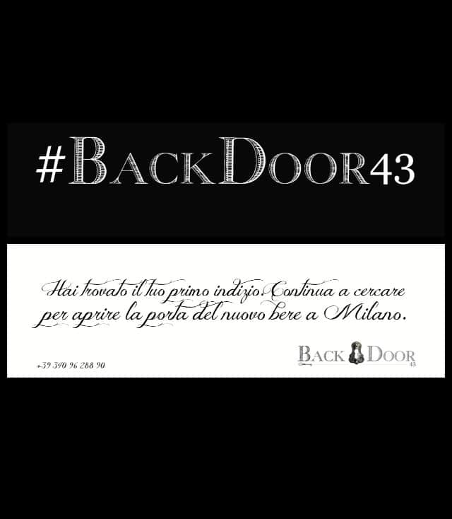 Backdoor 43