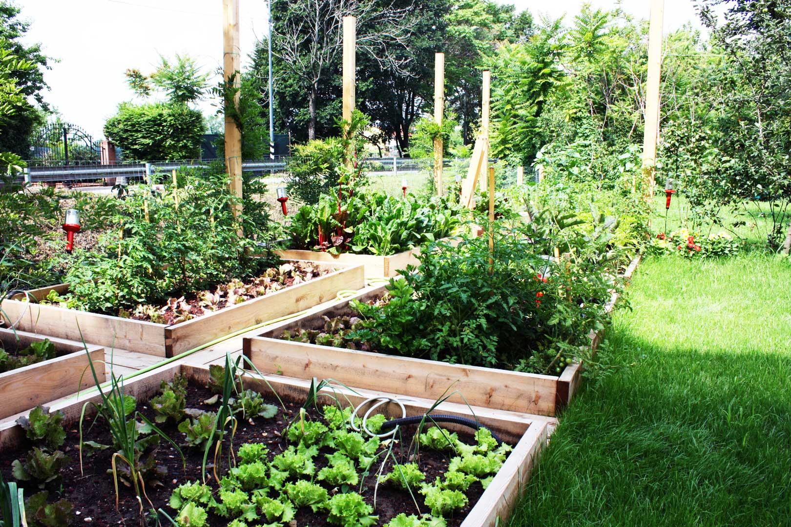 I migliori ristoranti con giardino alle porte di milano for Giardini francesi