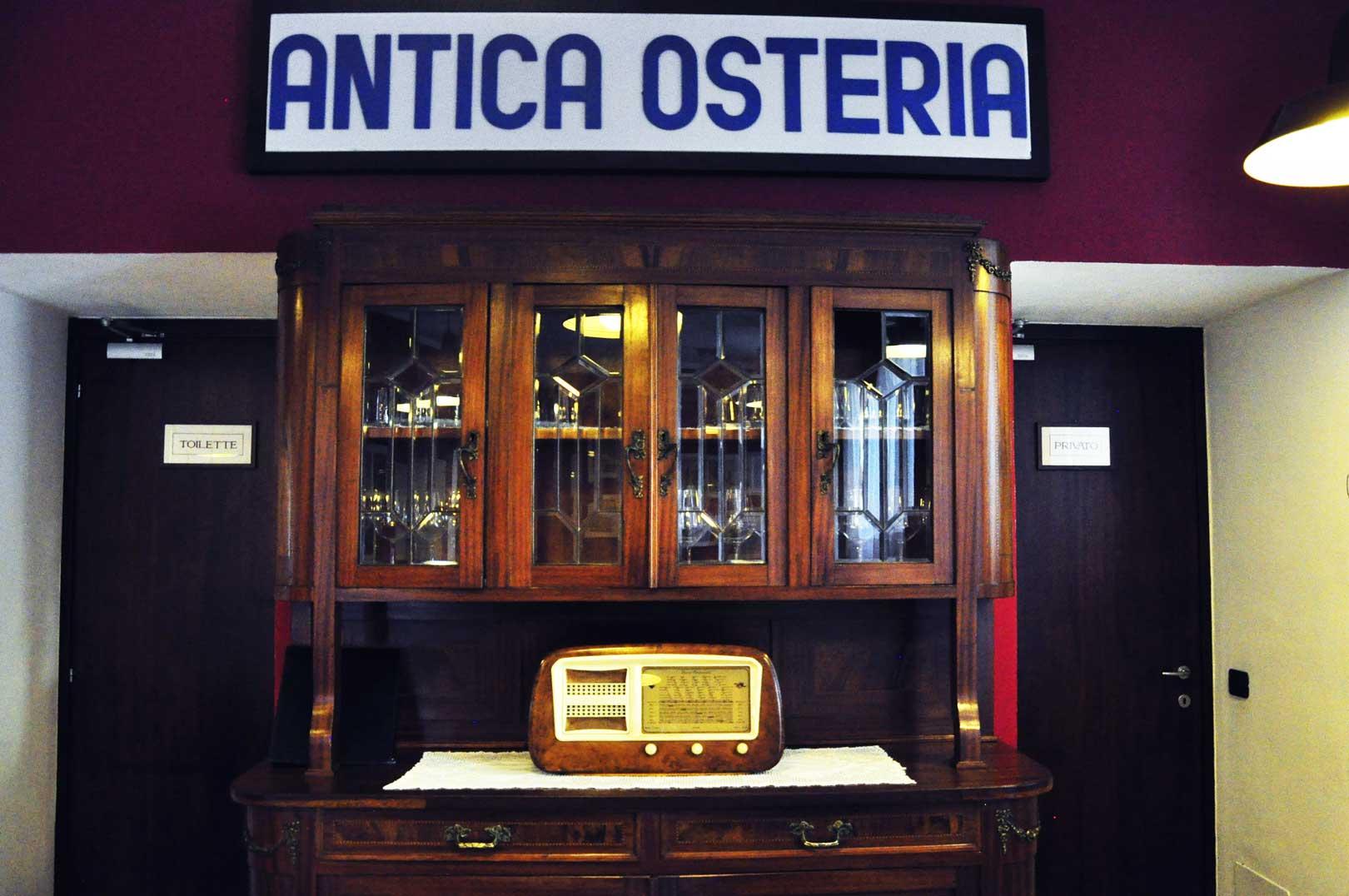 Osteria La Credenza : Antica osteria magenes flawless milano