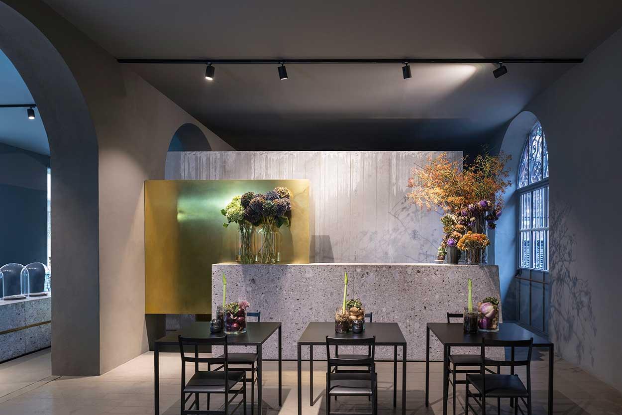 Potafiori flawless milano the lifestyle guide for Designs east florist interior