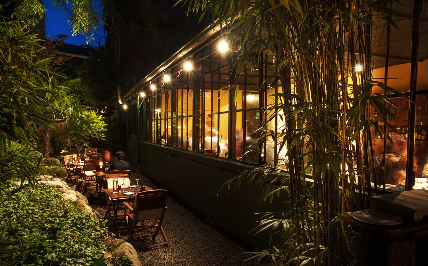The best restaurants with a garden in Milan | Flawless Milano