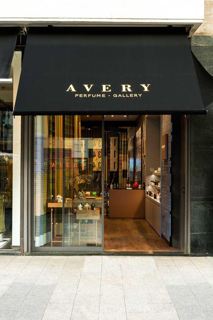 Avery Perfume Gallery - Corso Como
