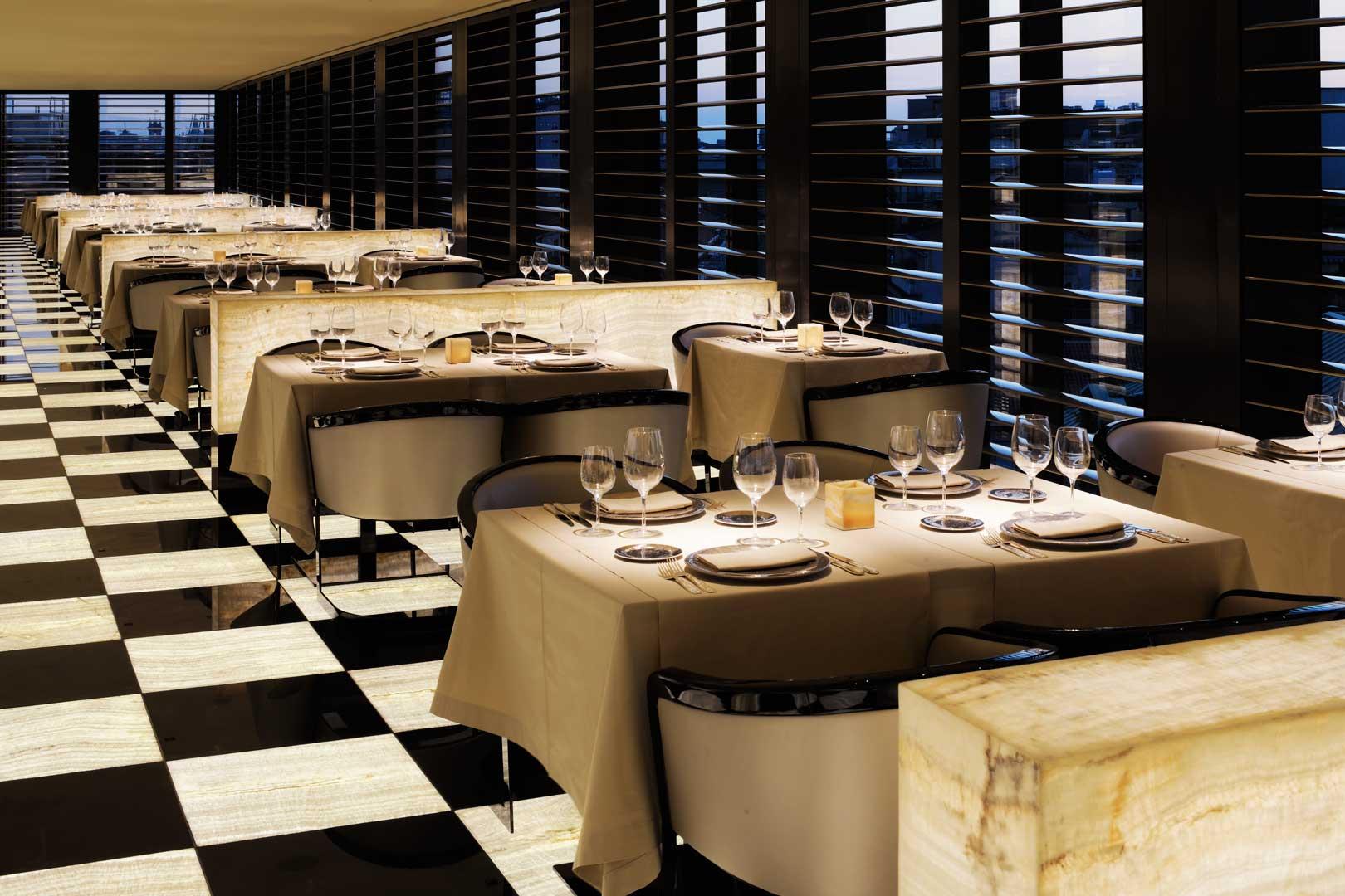 Armani ristorante flawless milano the lifestyle guide for Design hotel milano