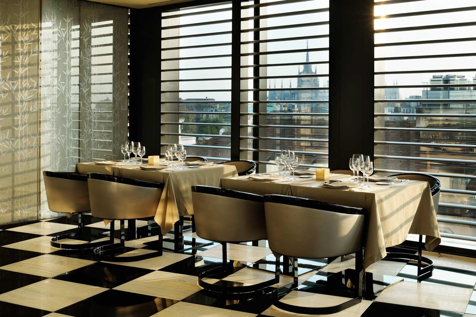 Armani ristorante flawless milano the lifestyle guide for Uffici armani milano