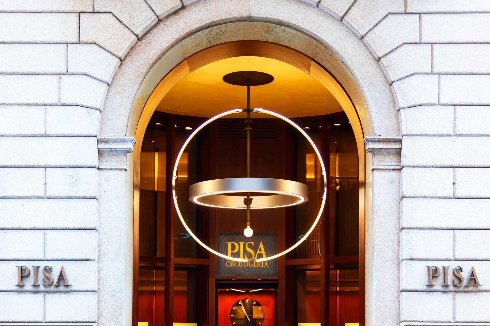 Flagship Store Pisa Orologeria