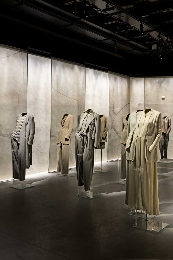 Armani silos flawless milano the lifestyle guide for Armadi outlet milano