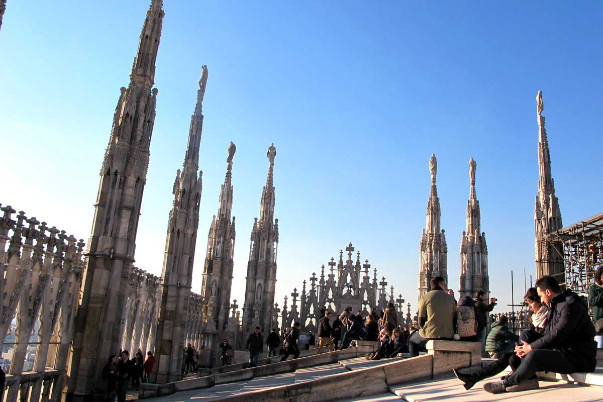 The 10 most romantic spots | Flawless Milano