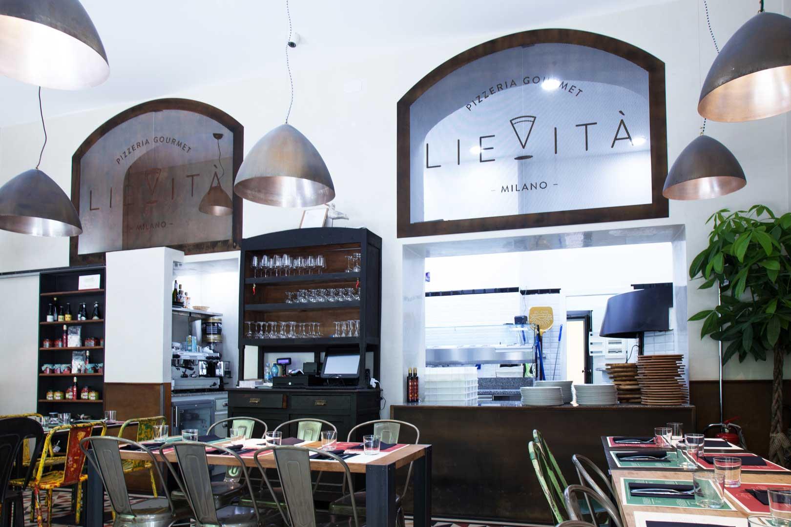 Lievità - Pizzeria Gourmet