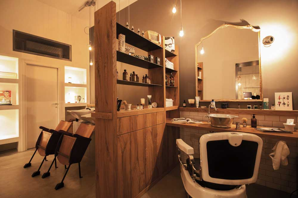 Tonsor Club Barber Shop