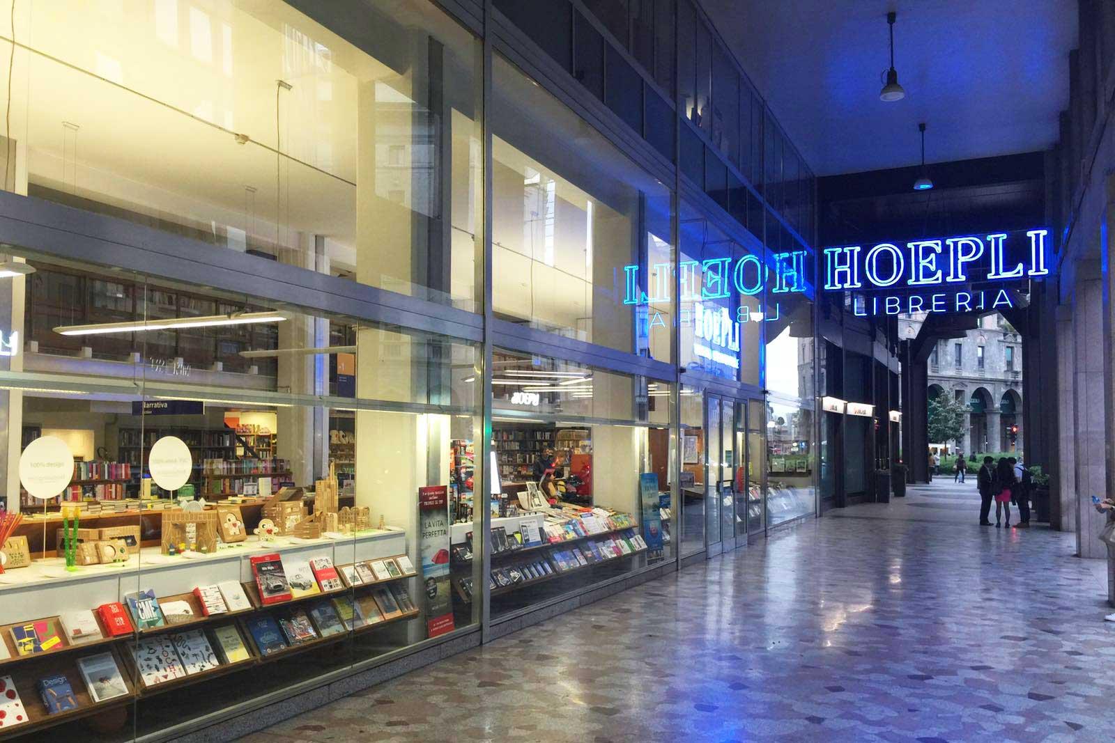 Hoepli Libreria Internazionale Milano
