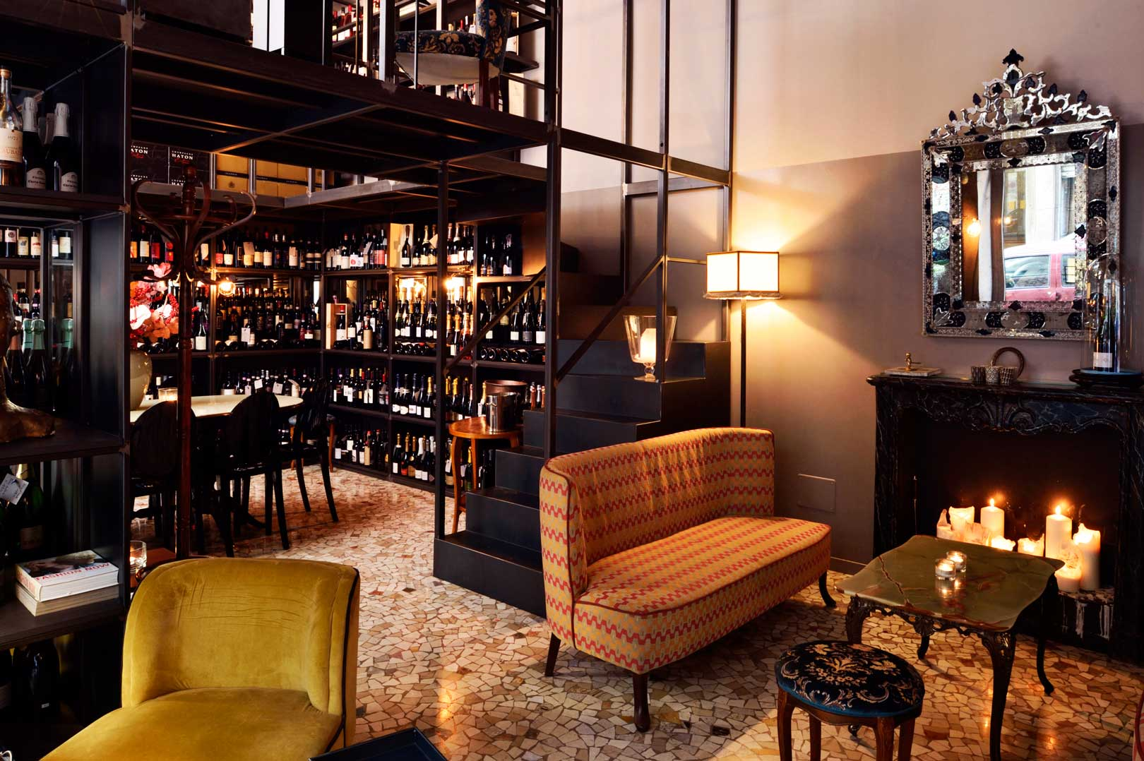 The best wine bars of milan for a tasty aperitivo for Best bars milano