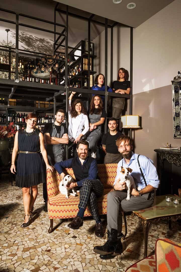Staff - Bicerìn Milano