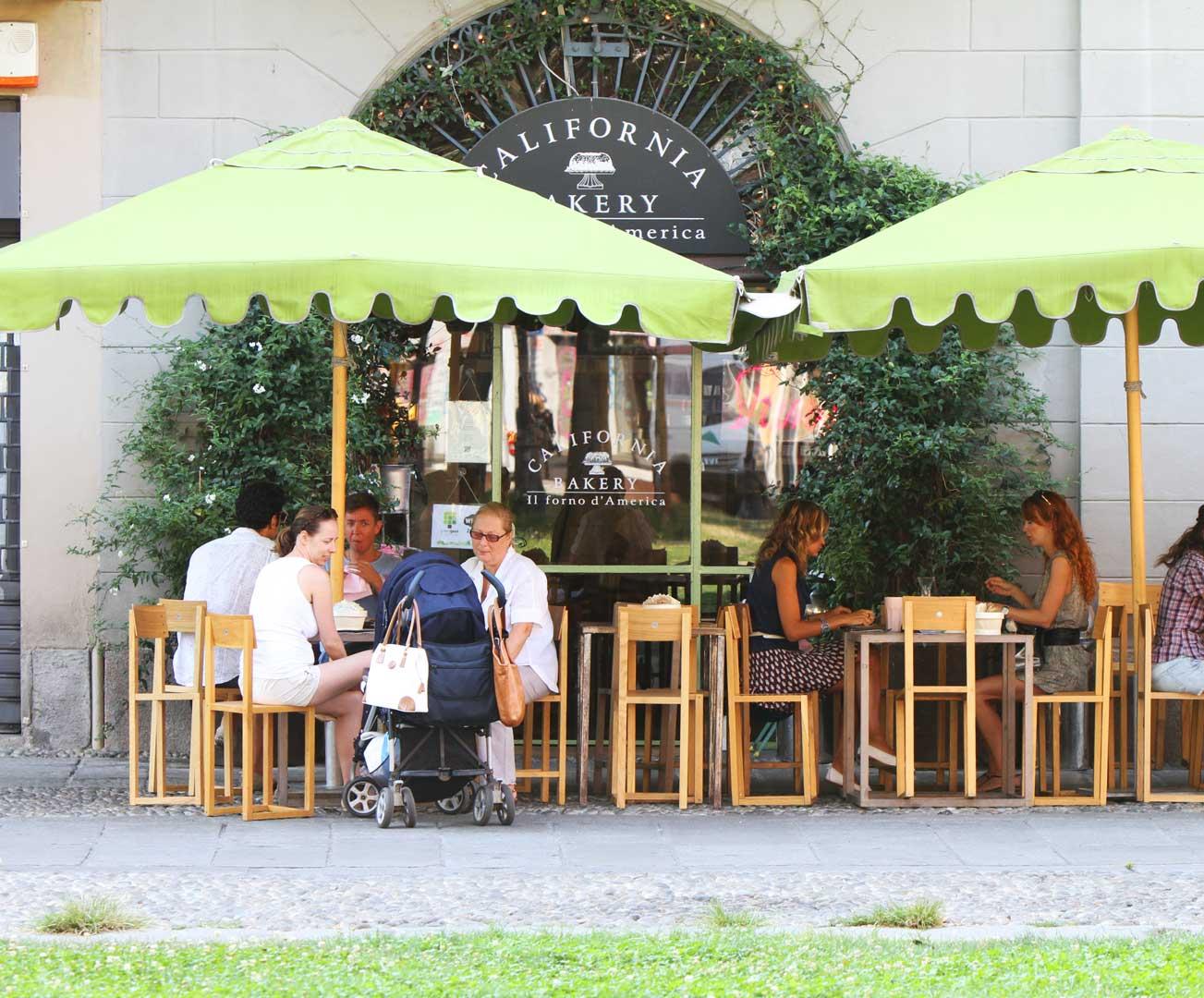 California bakery sant 39 eustorgio flawless milano for Piazza sant eustorgio