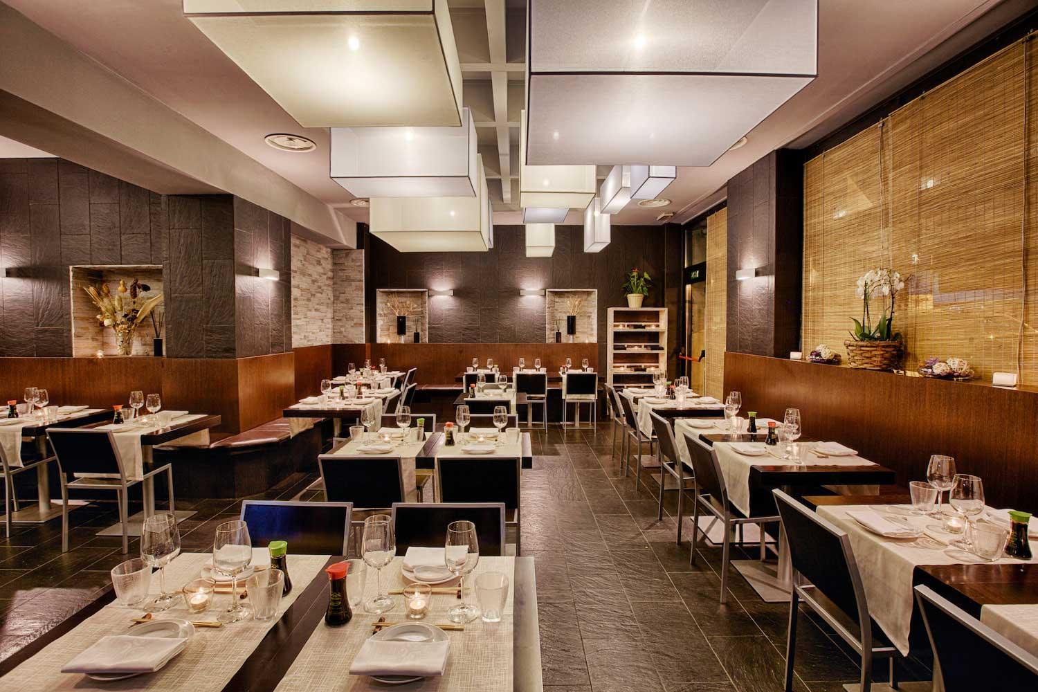 Feel fusion restaurant flawless milano the lifestyle guide