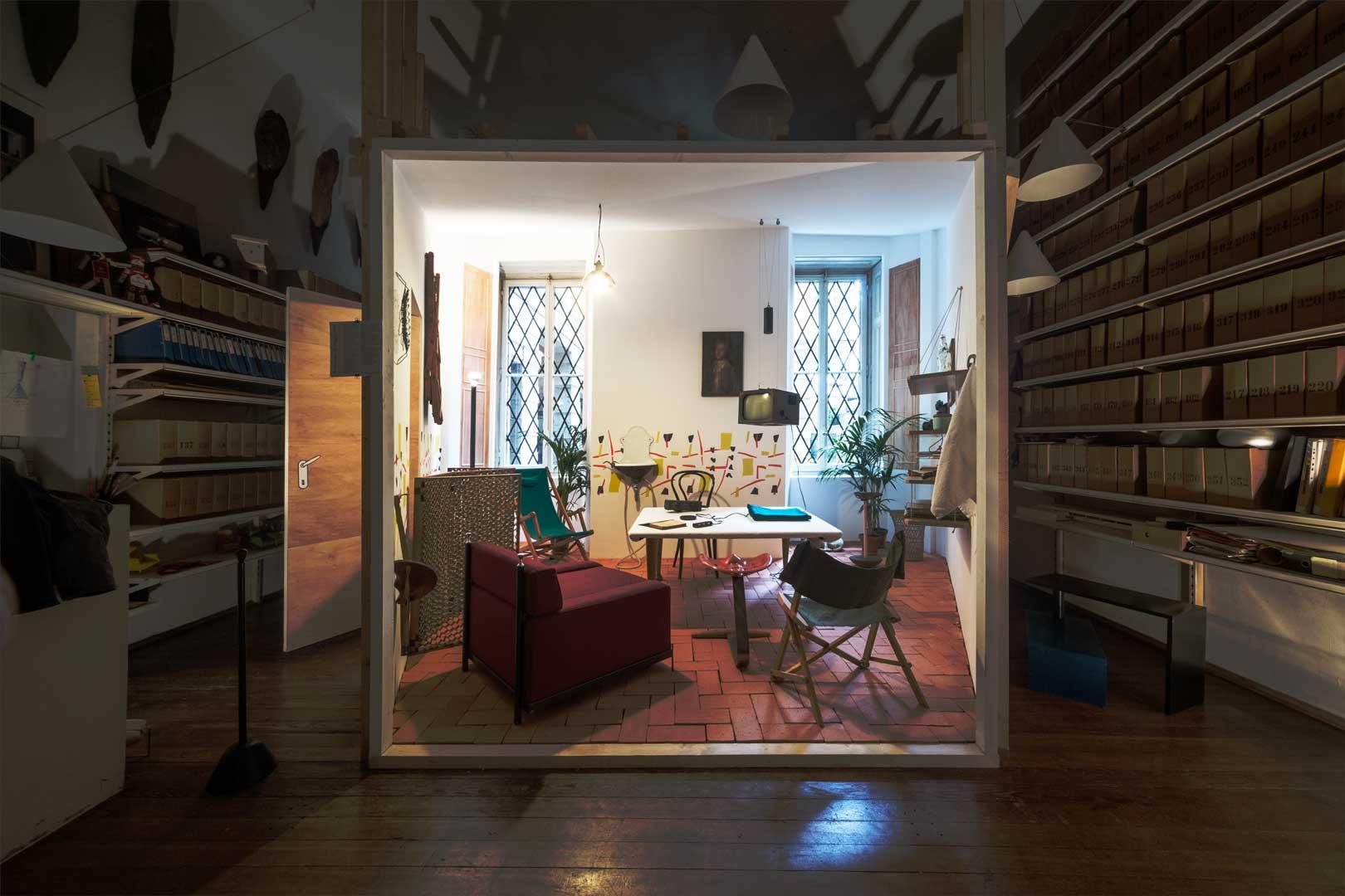 La Fondazione Achille Castiglioni A Milano : The achille castiglioni studio museum flawless milano