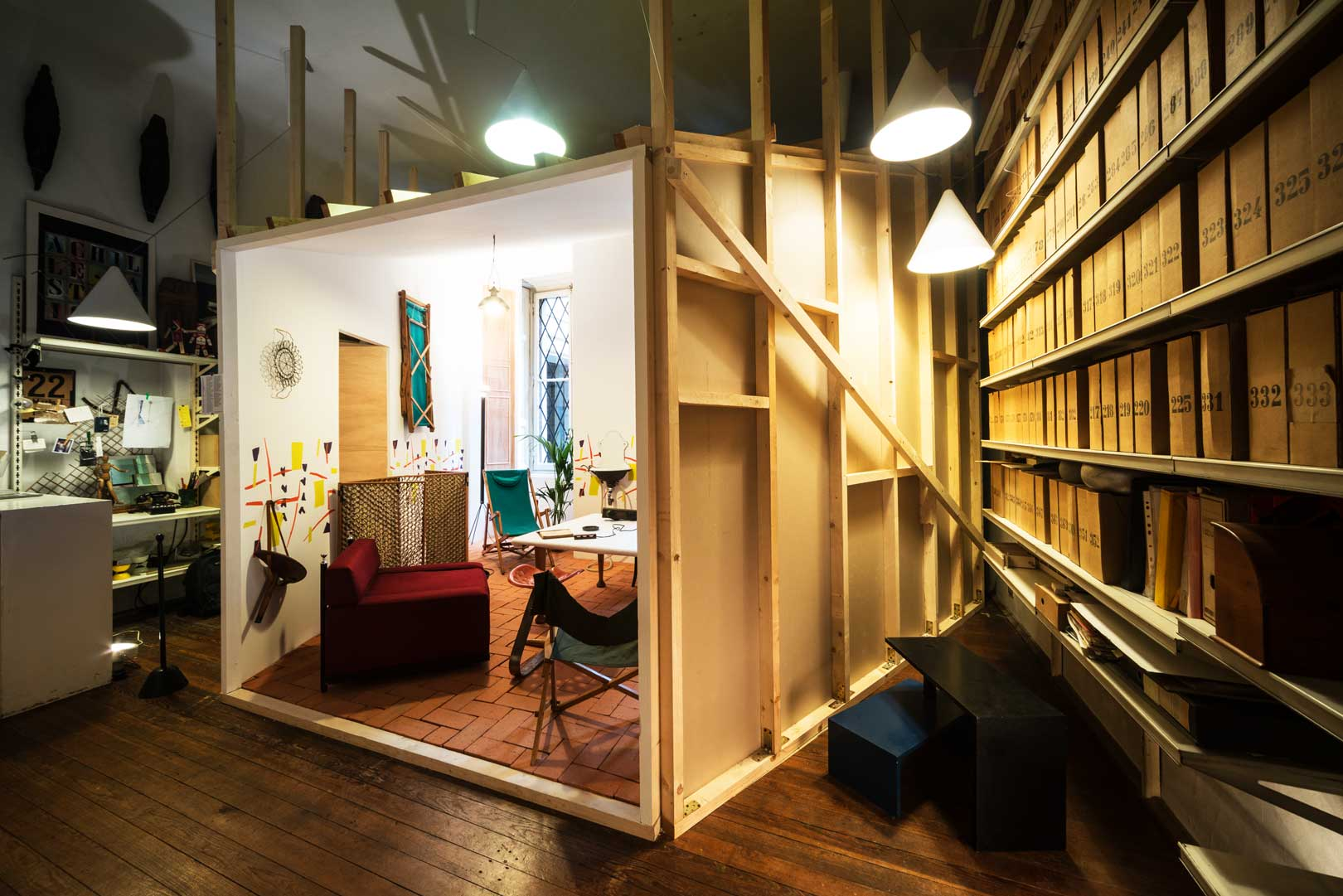 The Achille Castiglioni Studio Museum | Flawless Milano