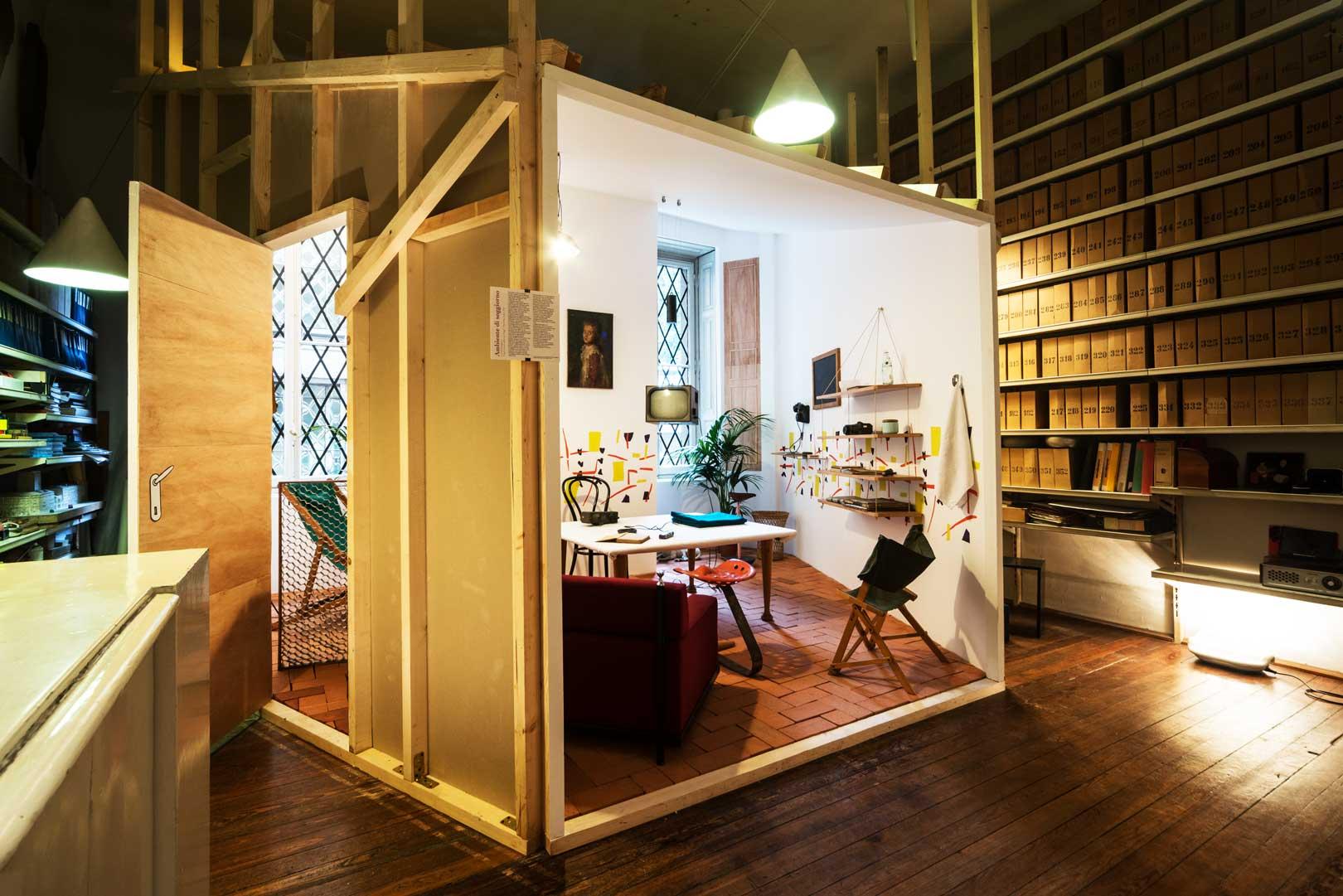 the achille castiglioni studio museum flawless milano
