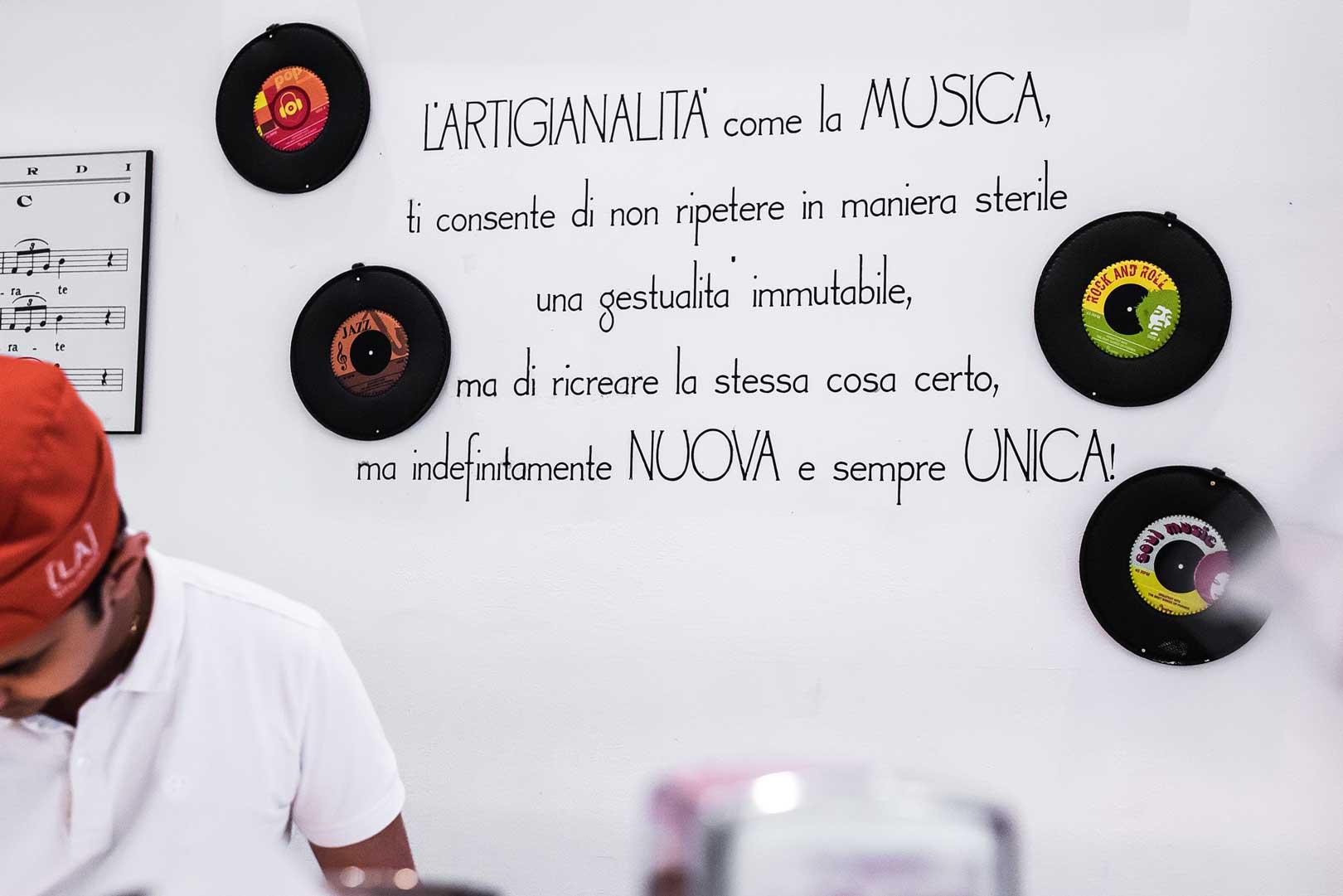 La gelateria della musica flawless milano the lifestyle guide