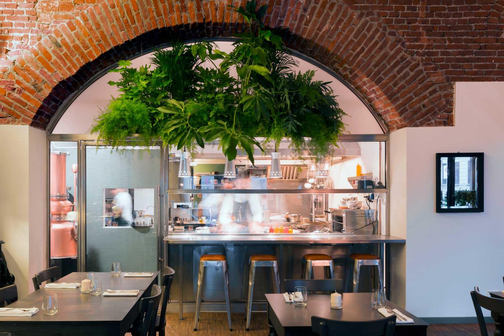 The botanical club flawless milano the lifestyle guide - La piccola cucina milano ...