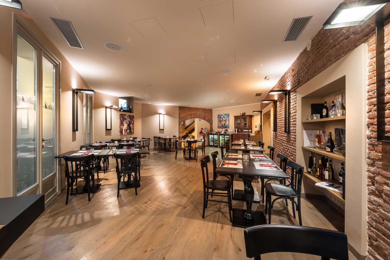 I Dodici Gatti – Grill & Pizza in Galleria