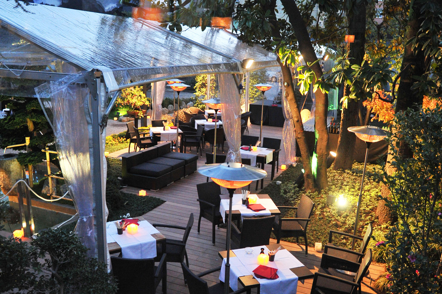 i 10 migliori ristoranti con giardino di milano flawless