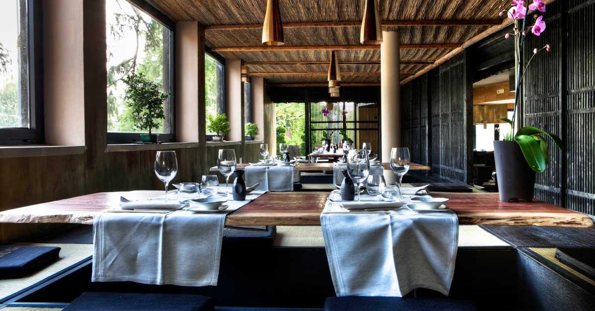 I 10 migliori ristoranti di sushi a milano flawless milano for Milano migliori ristoranti