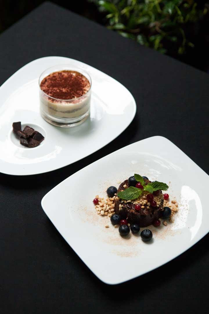 Dessert - Morgante Cocktail & Soul