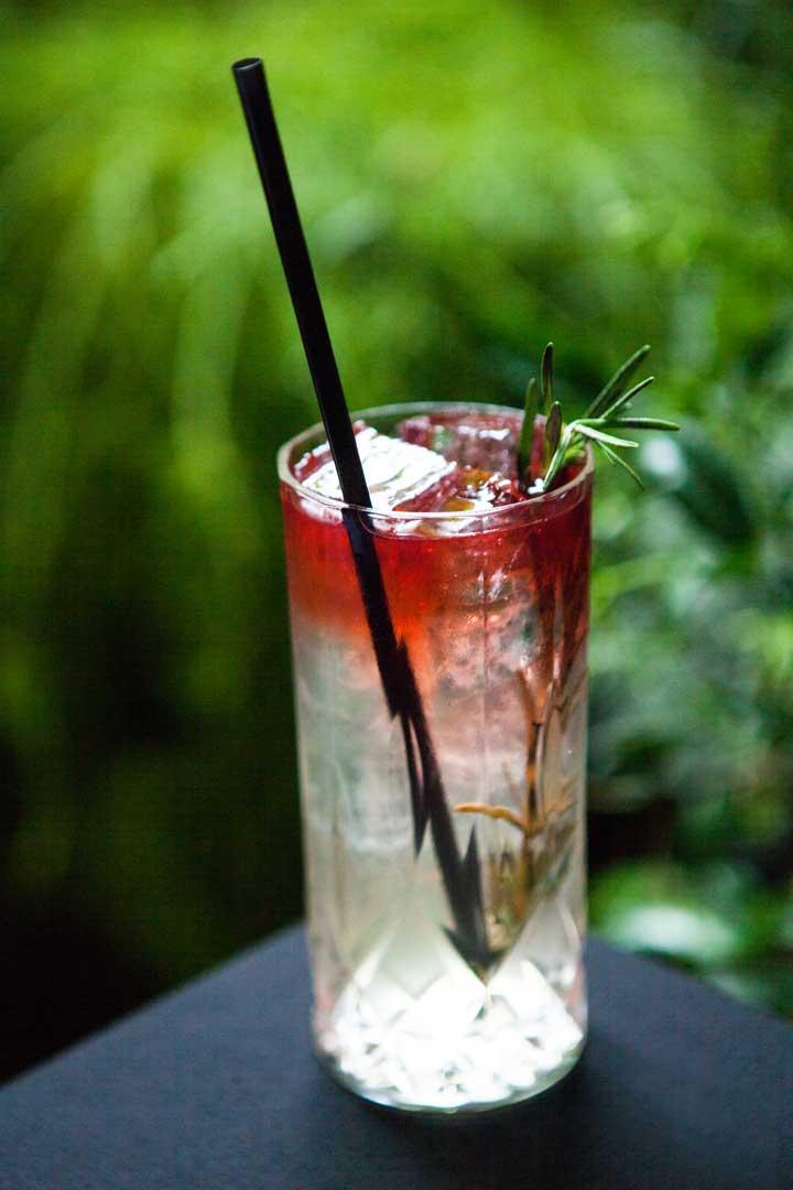 Gin Tonic del Vicolo - Morgante Cocktail & Soul