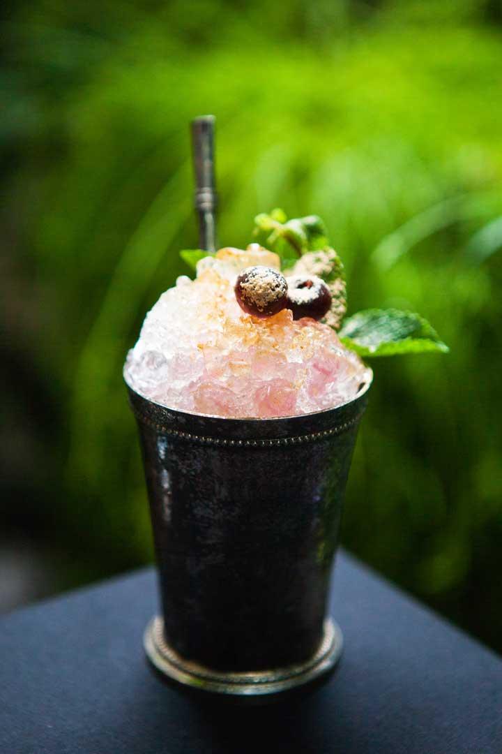 Julep delle Lavandaie - Morgante Cocktail & Soul