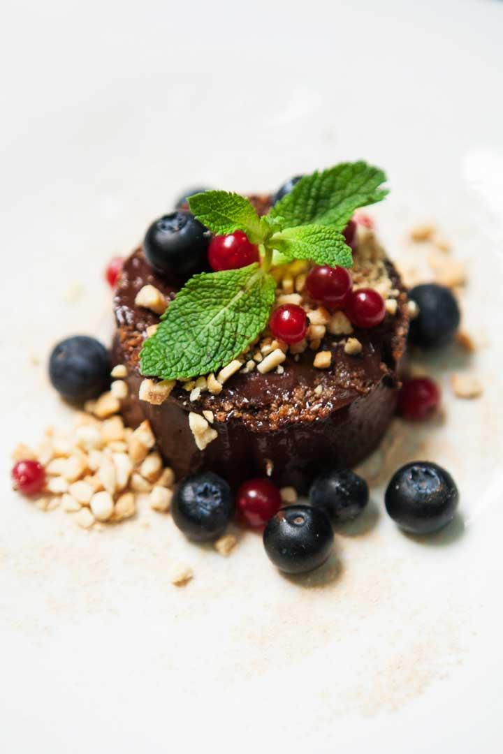 Tortino al Cioccolato - Morgante Cocktail & Soul