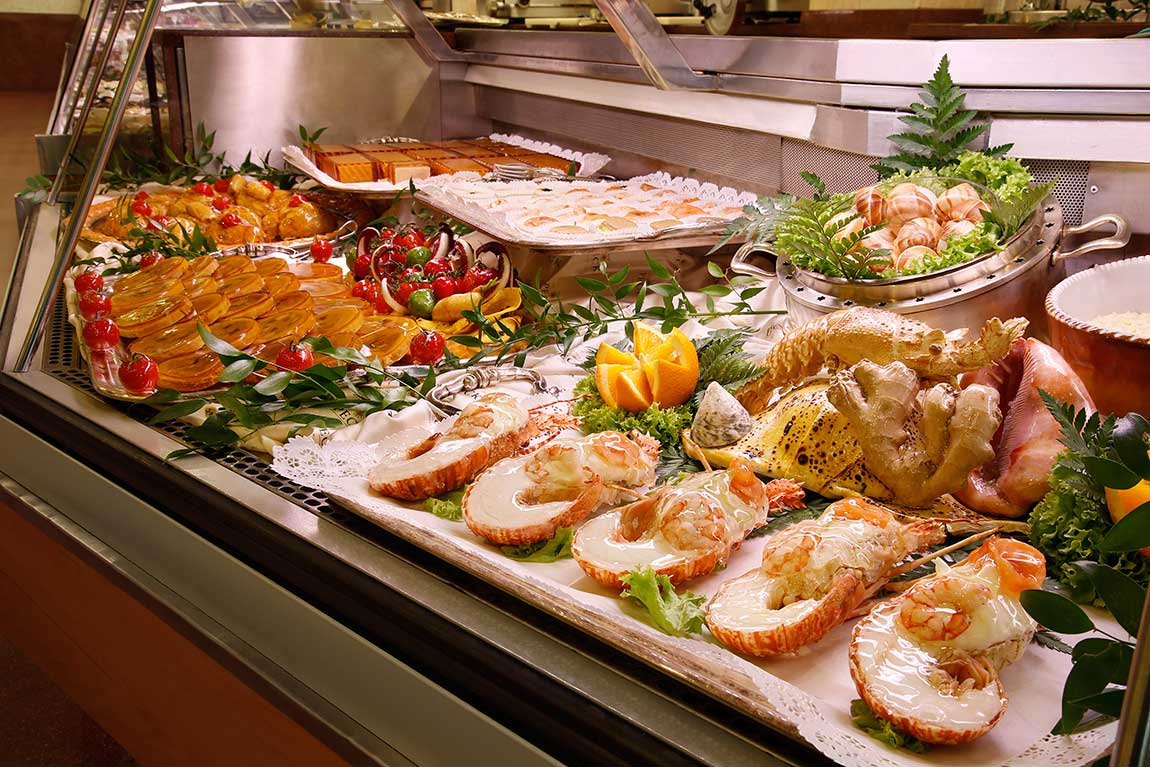 Pranzo A Buffet Milano : Peck flawless milano the lifestyle guide