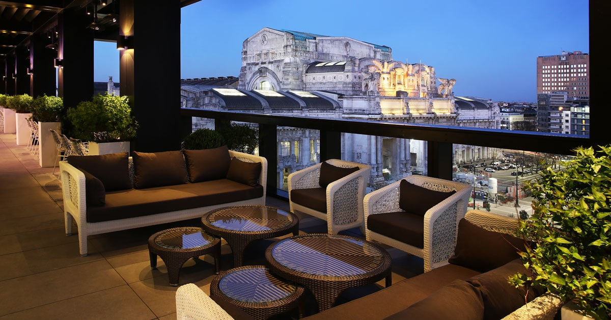 Terrazza Gallia | Flawless Milano - The Lifestyle Guide