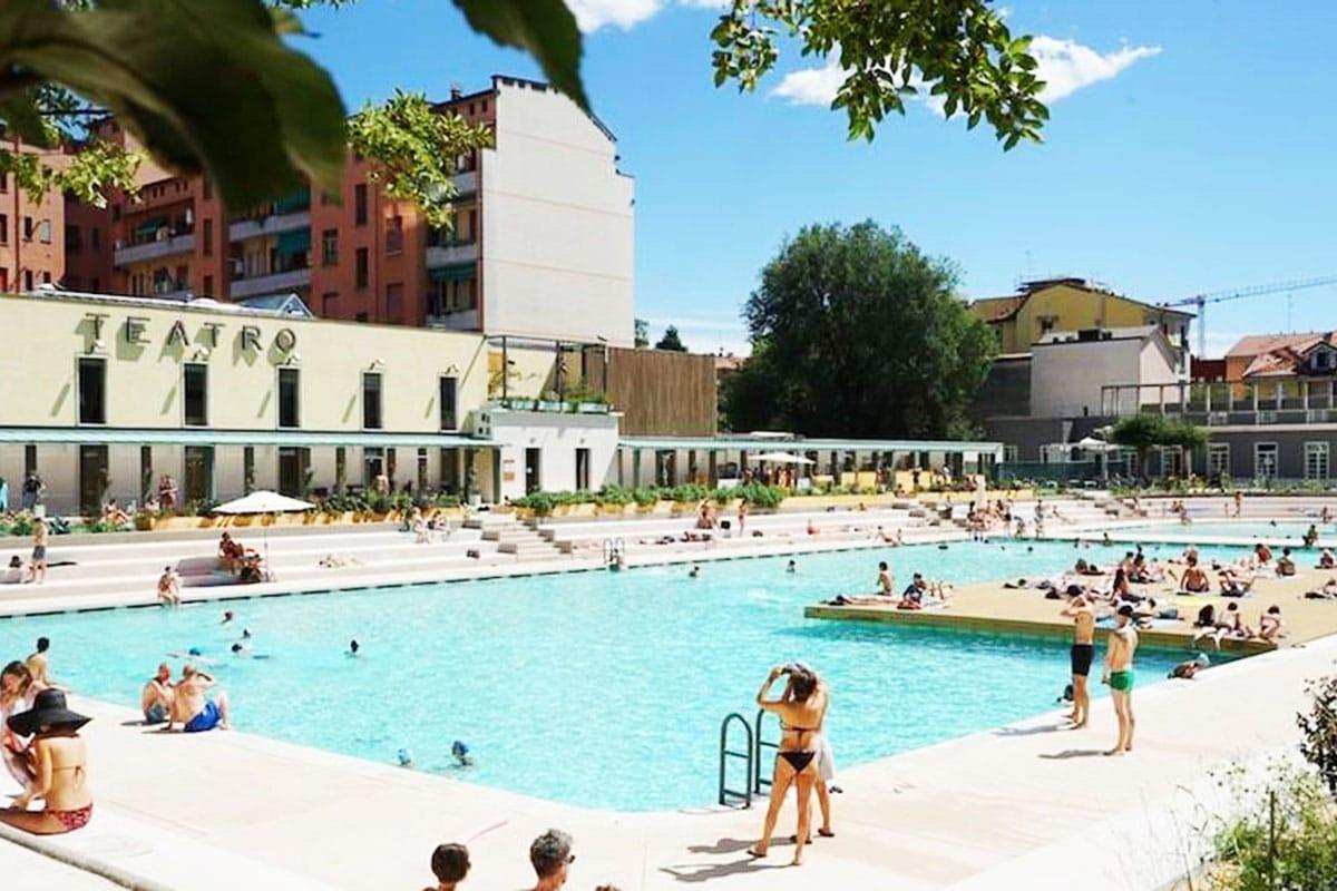 Piscine all 39 aperto a milano e dintorni flawless milano - Hotel con piscina milano ...