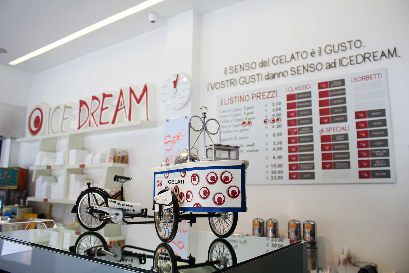 Gelateria Ice Dream - Milano