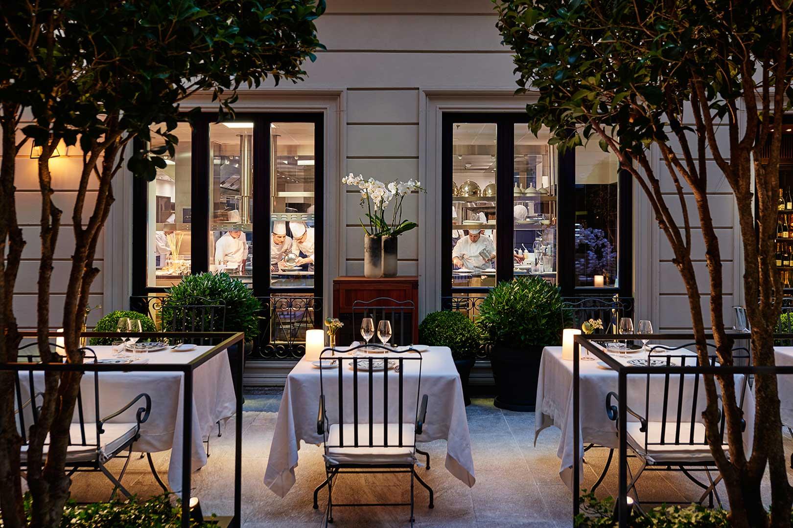 Ristorante Seta - Mandarin Oriental Hotel Milano
