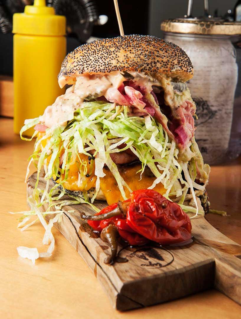 Al Mercato Burger Bar
