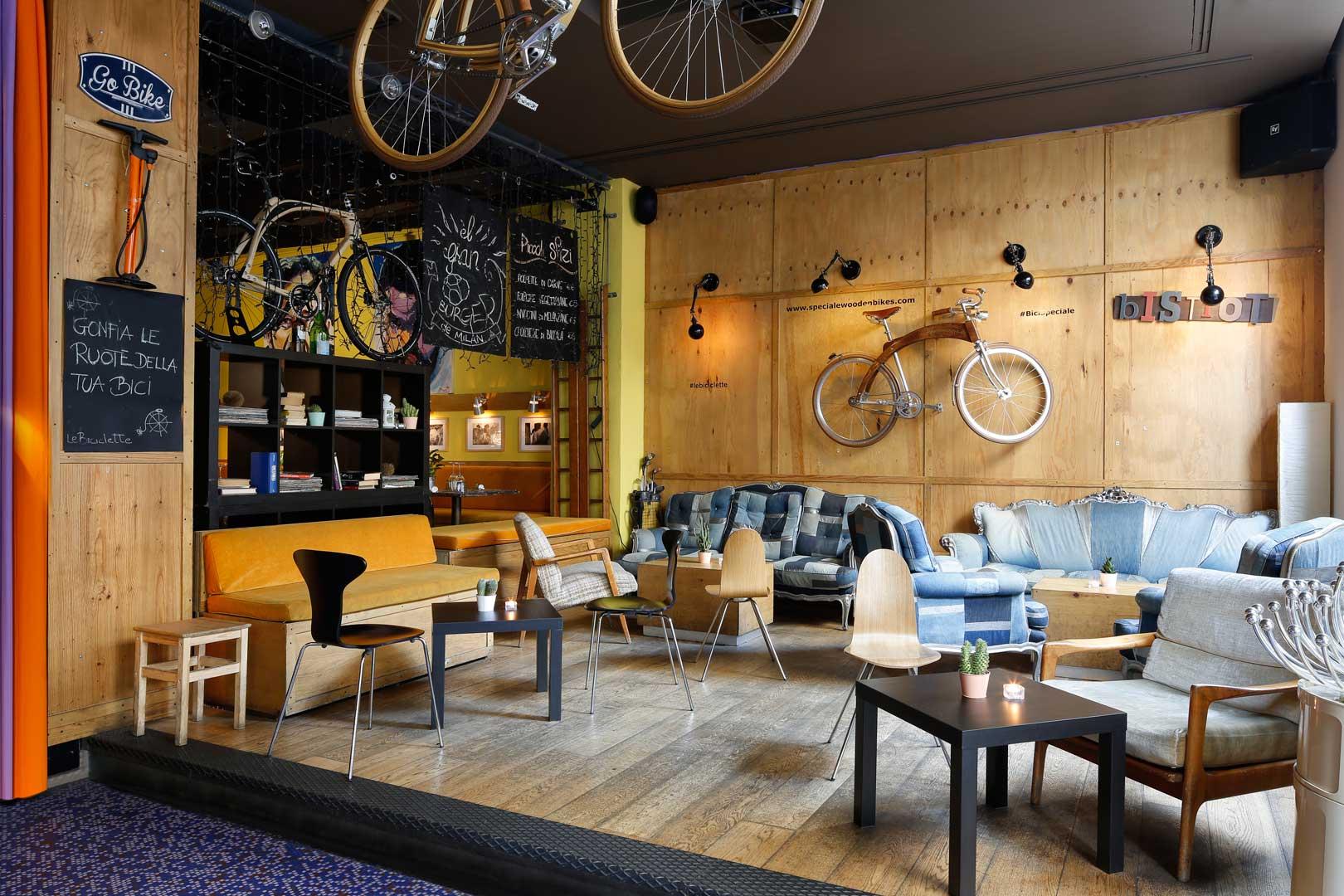 Le Biciclette - Milano