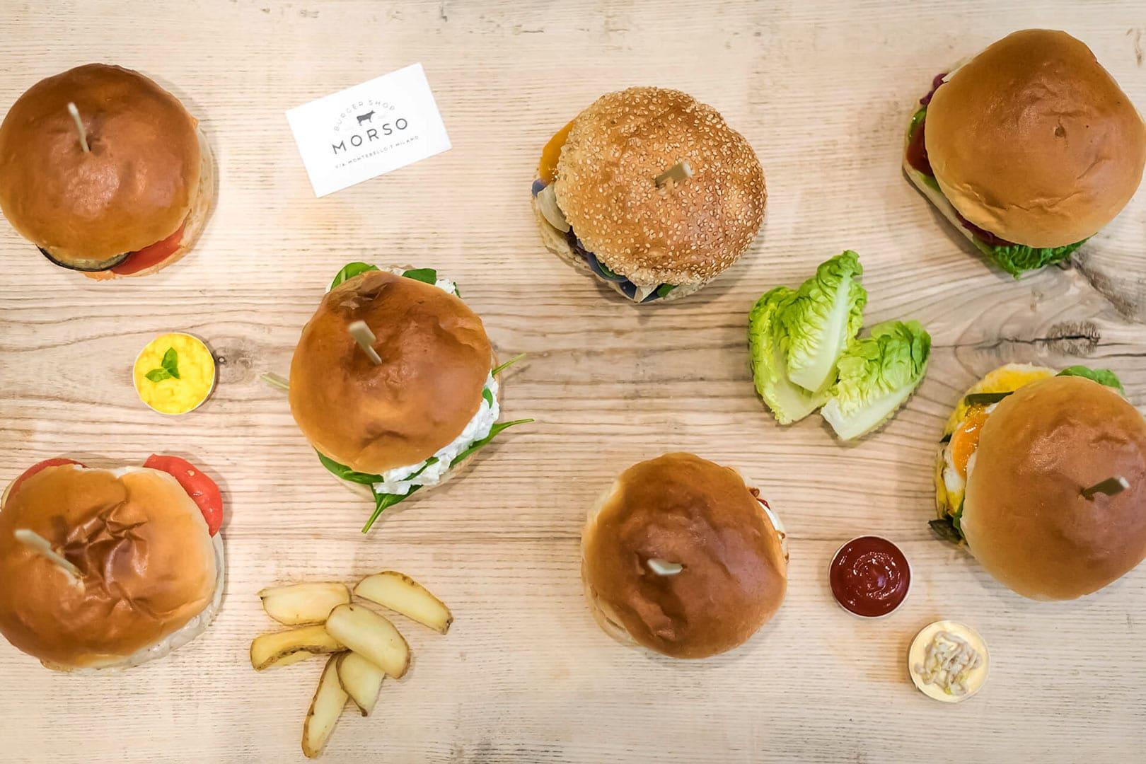 Morso Burger - Milano
