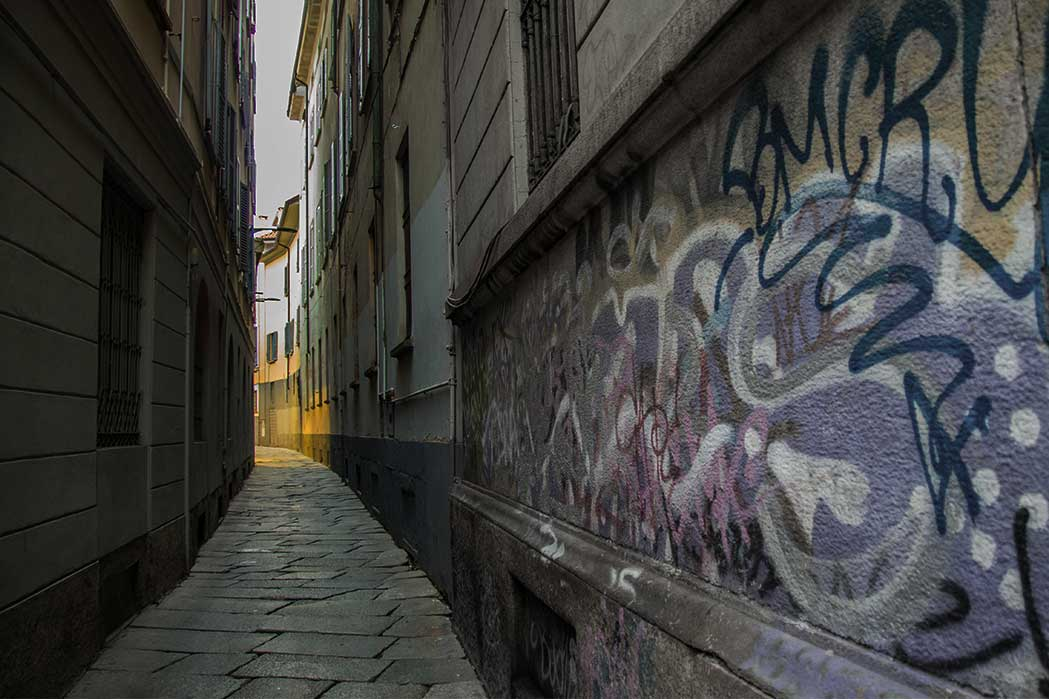 Via Bagnera - Milano