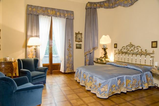La Camera da letto di Gigina Necchi e Angelo Campiglio