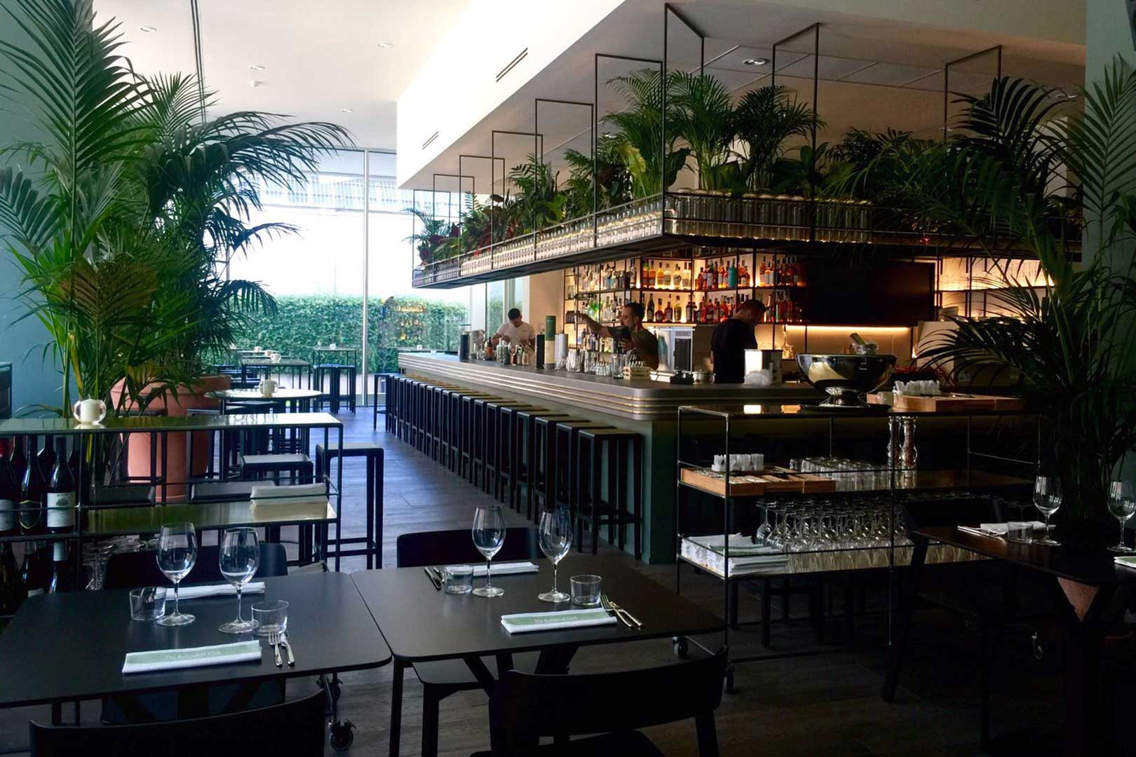 The Botanical Club – Tortona
