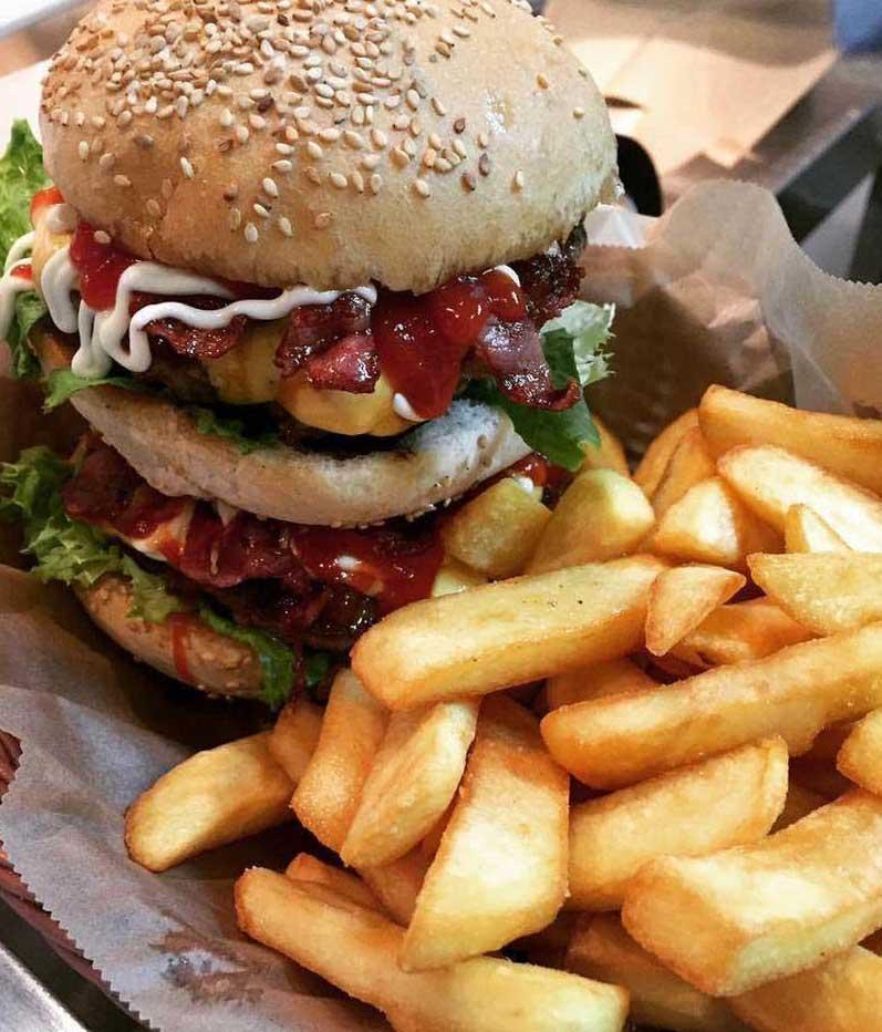 Cow Burger - Milano