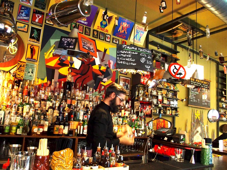 Lacerba - Qui Si Beve - Milano