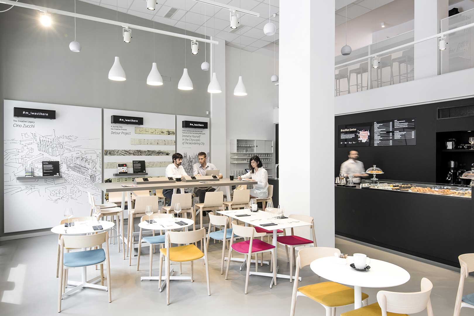 Moleskine Cafe Milano Coworking