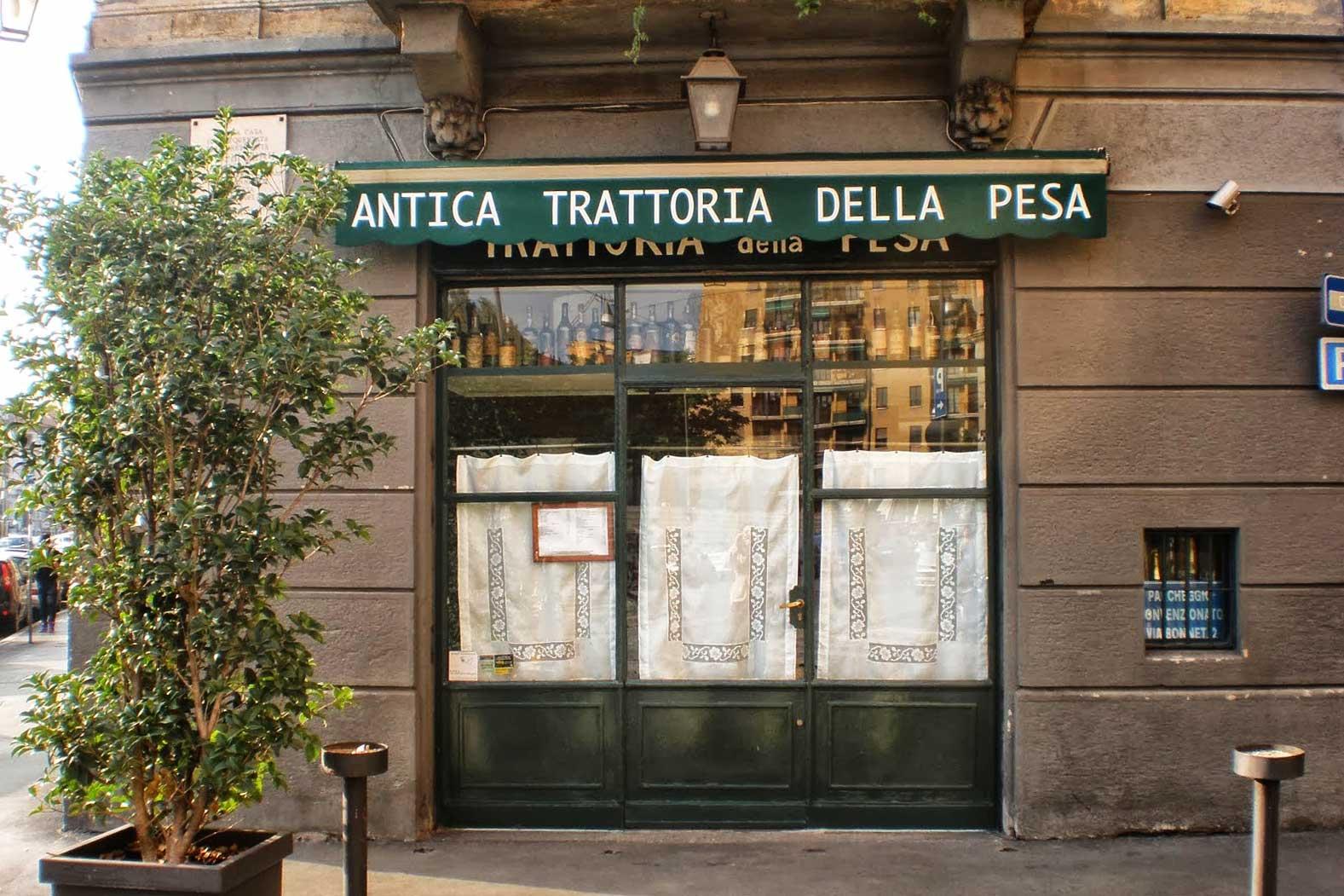 Antica Trattoria della Pesa - Milano